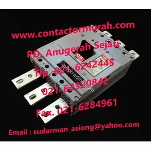 3P Fx600 Mccb Hitachi