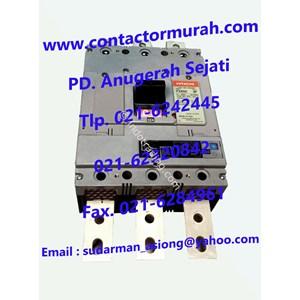 Tipe Fx600 3P Mccb Hitachi