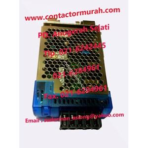 Power Supply Tipe S8vm-05024Cd Omron 24Vdc