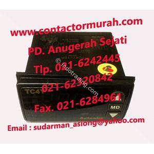Autonics Tc4y-12R 24-48Vdc Temperatur Kontrol