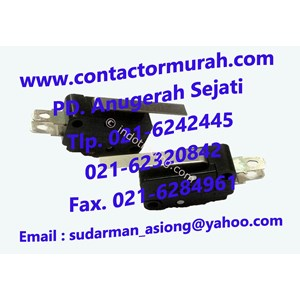 Matsushita 5A tipe AH7152360 Mikro Switch