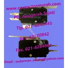 Tipe AH7152360 Mikro Switch Matsushita 5A