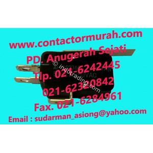 5A Mikro Switch tipe AH7152360 Matsushita
