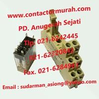 Jual Relay dan Socket Omron 24VDC tipe G2R-2-SN 2