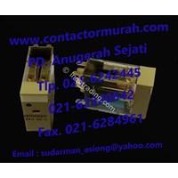 Socket Omron dan Relay tipe G2R-2-SN 24VDC 1