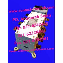 Socomec changeover switch tipe 1-0-11 250A