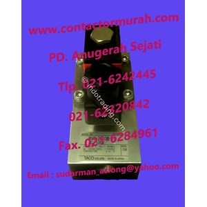Taco solenoid AC100V tipe MVS-2203M-17
