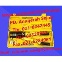 Distributor YQK-300 alat hidrolik crimping Klar stern 3