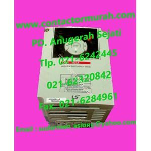 LS tipe SV040iG5A-4 inverter