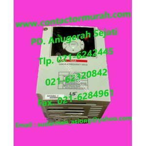 LS SV040iG5A-4 inverter 380-480V