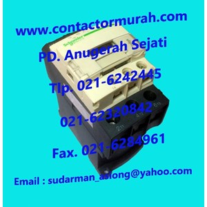 25-72VDC contactor schneider tipe LC1D32