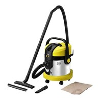 Karcher A2254me Wet & Dry Vac (Metal Container) W Blower Function 1