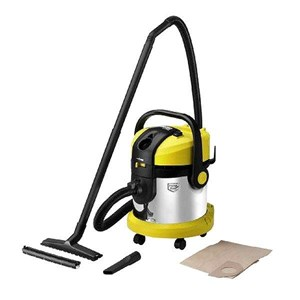 Karcher A2254me Wet & Dry Vac (Metal Container) W Blower Function