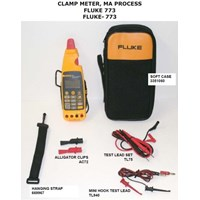 Jual Fluke 773 Milliamp Process Clamp Meter 2