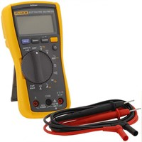 Jual Fluke 117 Electrician's Multimeter With Non-Contact Voltage 2