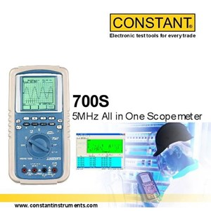 Constant 700S All In One Scopemeter