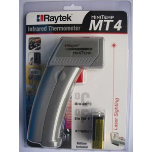 Raytek Mt4 Non-Contact Mini Infrared Thermometer