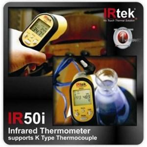 Irtek Ir50i Infrared Thermometer