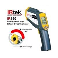 Irtek Ir150 Dual Beam Laser Infrared Thermometer 1
