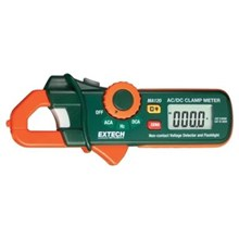 Extech MA120 200A AC DC Mini Clamp Meter + Voltage Detector