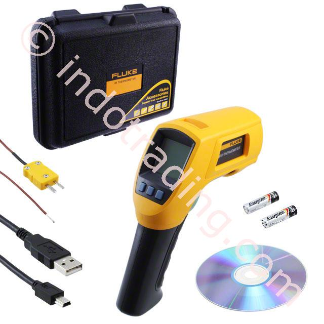 Flow Force Indonesia: Sell Fluke 568 Infrared Thermometer From Indonesia By CV