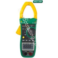 Mastech Ms2138r Auto-Ranging True Rms Ac Dc Clamp Meter