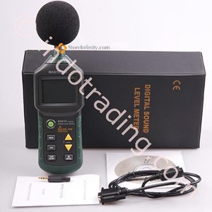 Mastech Ms 6701 Sound Level Meter