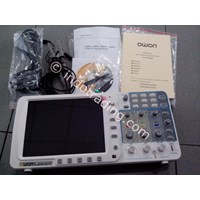 Distributor Owon Sds8102 100 Mhz 2Gs  S 2Ch Extend Memory Digital Storage Oscilloscope 3