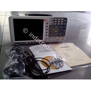 Owon Sds8102 100 Mhz 2Gs  S 2Ch Extend Memory Digital Storage Oscilloscope
