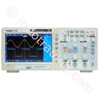 Protek 3110 100Mhz 1Gas S Sampling Rate Digital Storage Oscilloscope 1