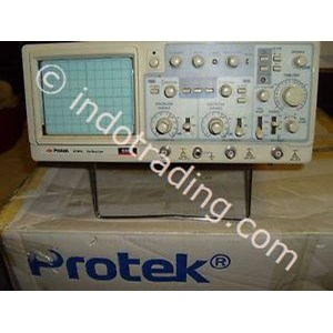 Protek 6504C Dual Trace Analog Oscilloscope