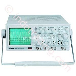 Protek 6506C Dual Trace Analog Oscilloscope