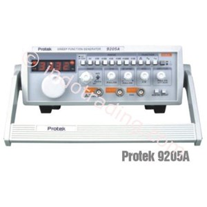 Protek 9205A 3Mhz Sweep Function Generator