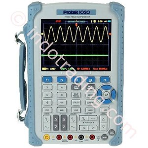Protek 1020 Handheld Digital Oscilloscope