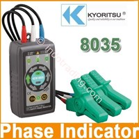 Kyoritsu 8035 Phase Indicator Tester 1