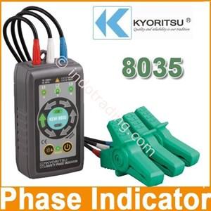 Kyoritsu 8035 Phase Indicator Tester