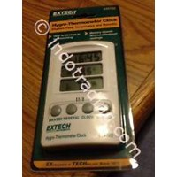 Jual Extech 445702 Hygro-Thermometer With Clock 2