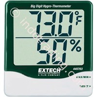 Extech 445703 Big Digit Thermo-Hygrometer 1