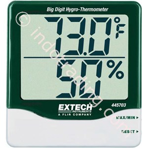 Extech 445703 Big Digit Thermo-Hygrometer