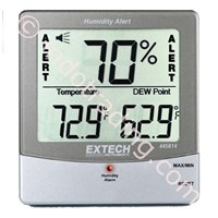 Extech 445814 Hygro-Thermometer Humidity Alert With Dew Point 1