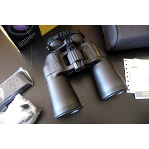Binocular Nikon Action 10-22X50mm 7234
