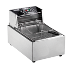 Electric Deep Fryer SC-81 1