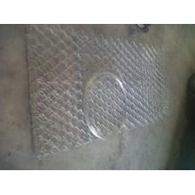 Kawat Bronjong  2X1X 0.5m    lubang 10 x 12