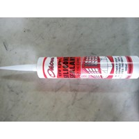 Lem Botol Sealent Clear White Black