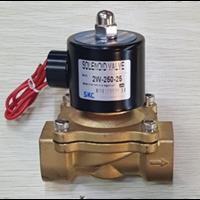 Solenoid Valve - UW-25 - 2W-250-25 - SKC
