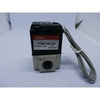 Solenoid Valve - VT307-4G-02