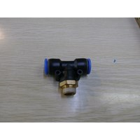 Fitting Tee - Male Connector - type PT - SKC
