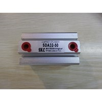Air Cylinder - Compact Cylinder - SDA32-50 - SKC