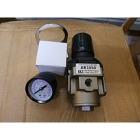 Air Regulator Pneumatic - AR 3000-03 - SKC