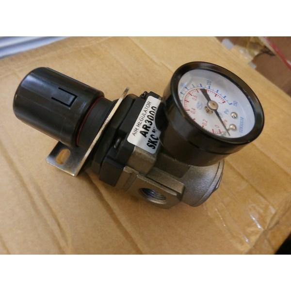 Air Regulator Pneumatic - AR 3000-03 - SKC